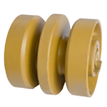 Compact Track Rollers