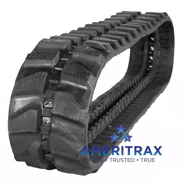 Komatsu PC15R rubber track