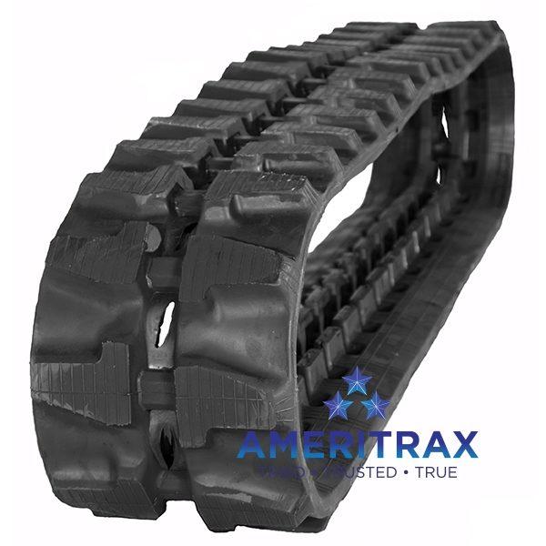 Komatsu PC18MR rubber track