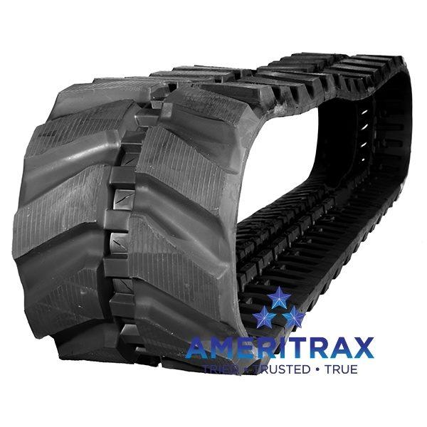 Komatsu PC75R rubber track