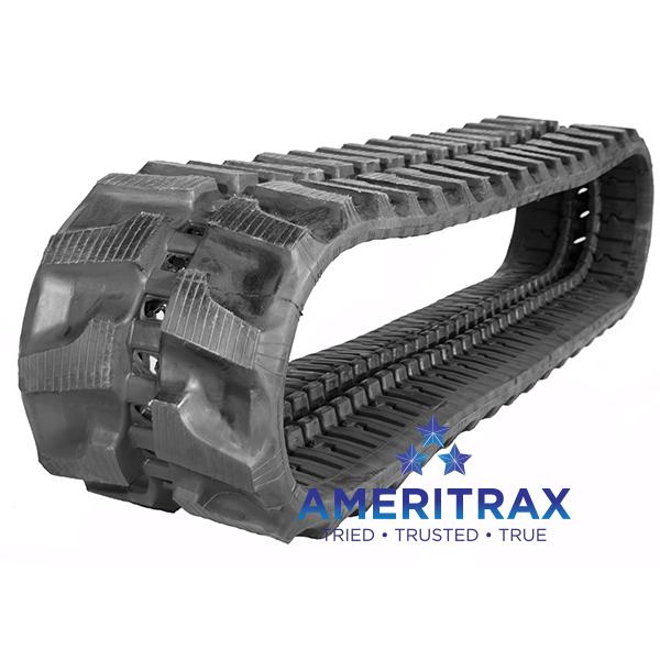 Kubota KH-033 rubber track (Option 1)