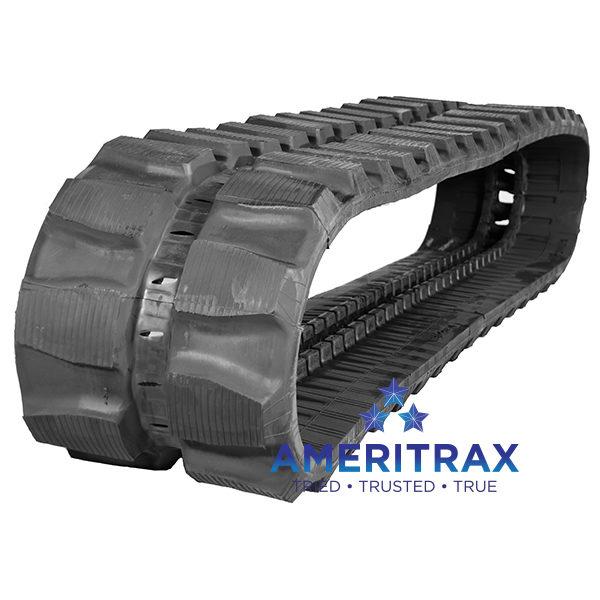 Kubota KH-045 rubber track (Option 1)