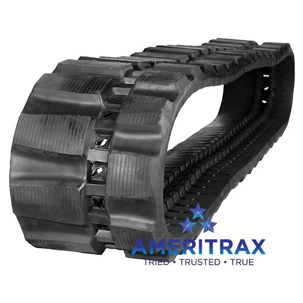 Yanmar VIO 55 CR rubber track
