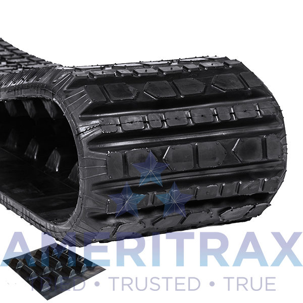 ASV PT80 Rubber Tracks