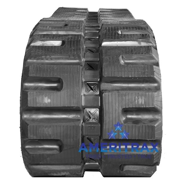 Bobcat T650 rubber Tracks Wide