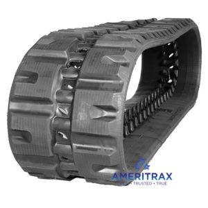 Case 420CT rubber track