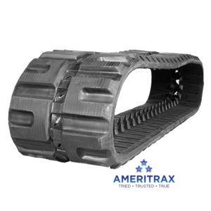 Case 440CT rubber track