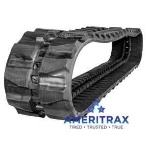 Case CX47 rubber track