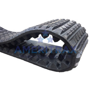 CAT 257B Rubber Tracks