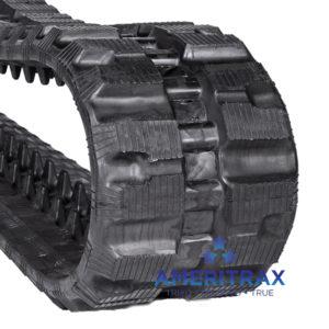 Cat 259B rubber track