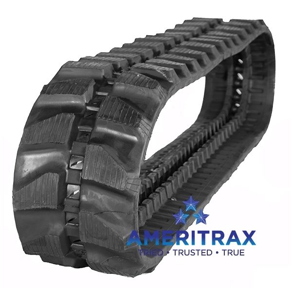 Cat 301.5 rubber track