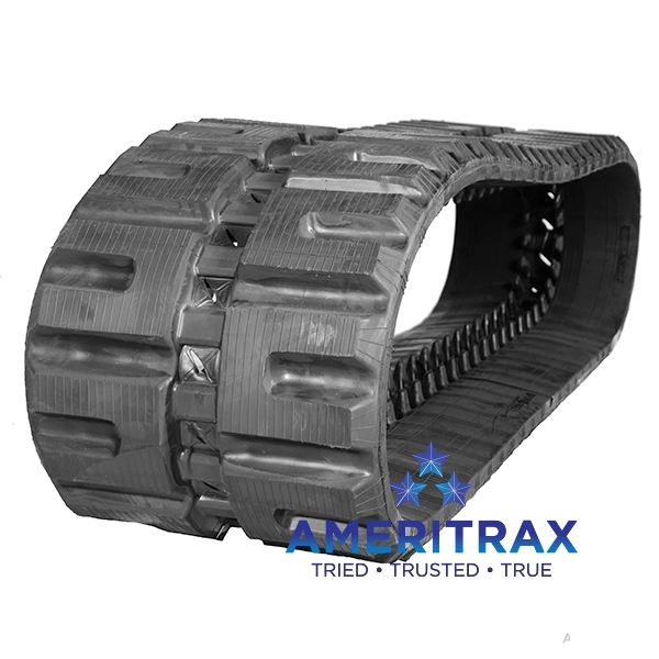Cat 252 rubber track