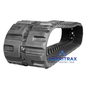 Cat 259D wide rubber track