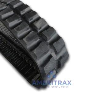 Cat 308E rubber track