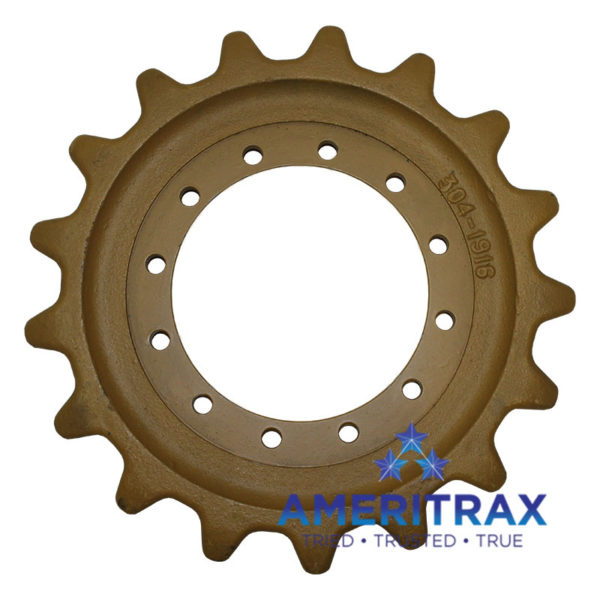 caterpillar 289c sprocket