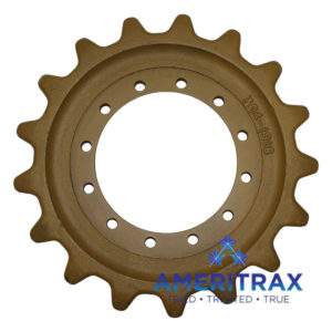 caterpillar 299c sprocket