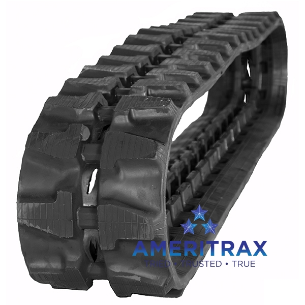 Ditch Witch MX15 rubber track