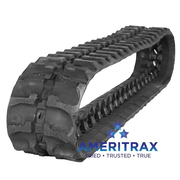 Ditch Witch SK750 rubber track wide