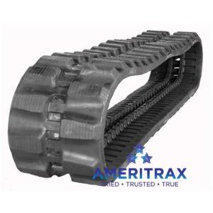 Hitachi EX27U rubber track