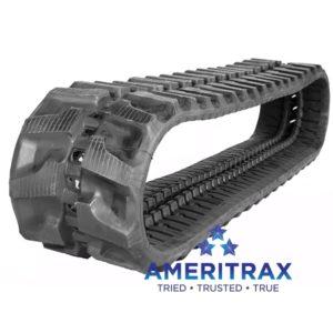 Hitachi EX30 rubber track