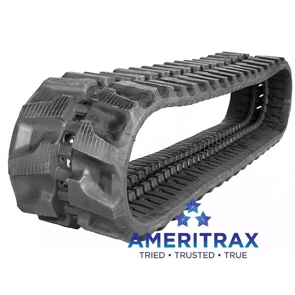 Hitachi EX35 rubber track