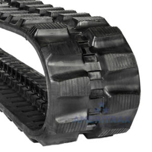 IHI IS 55 LX rubber tracks