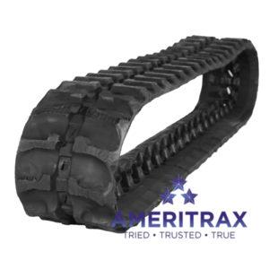 JCB 801 rubber track