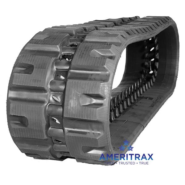 John Deere CT322 Wide rubber track