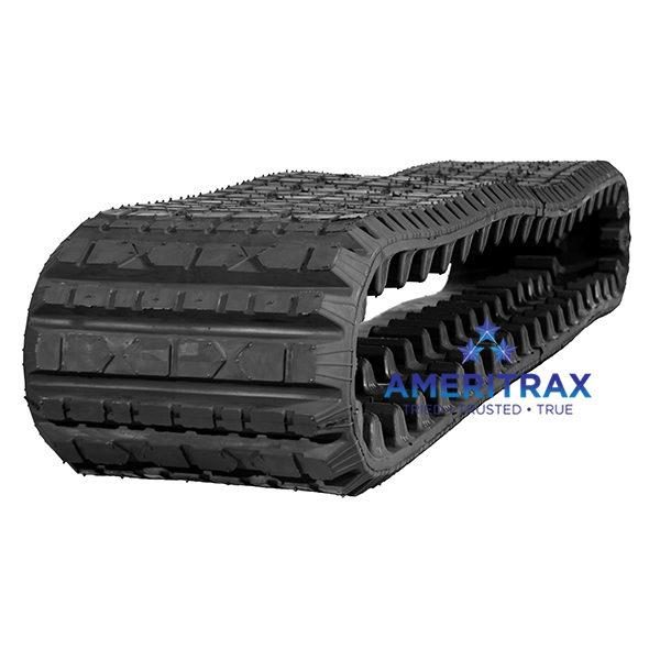 terex pt110 rubber tracks