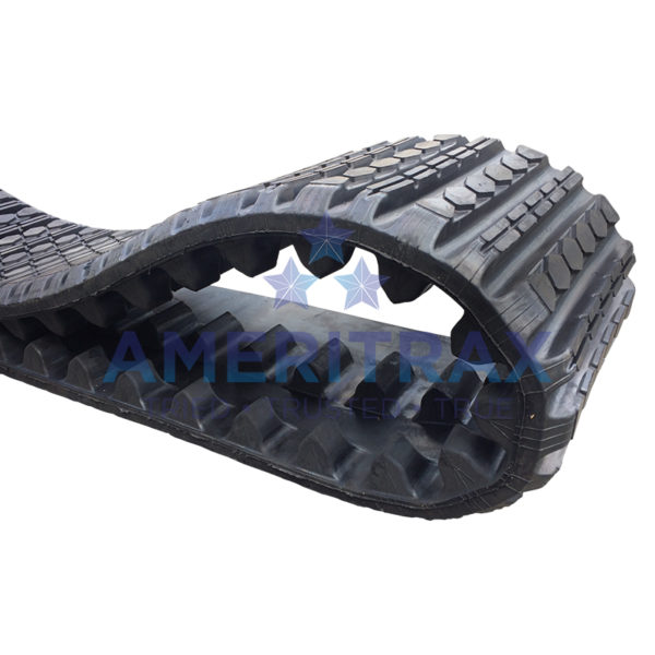 Terex PT50 Rubber Tracks