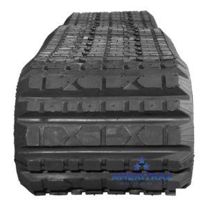 terex multi terrian loader rubber tracks