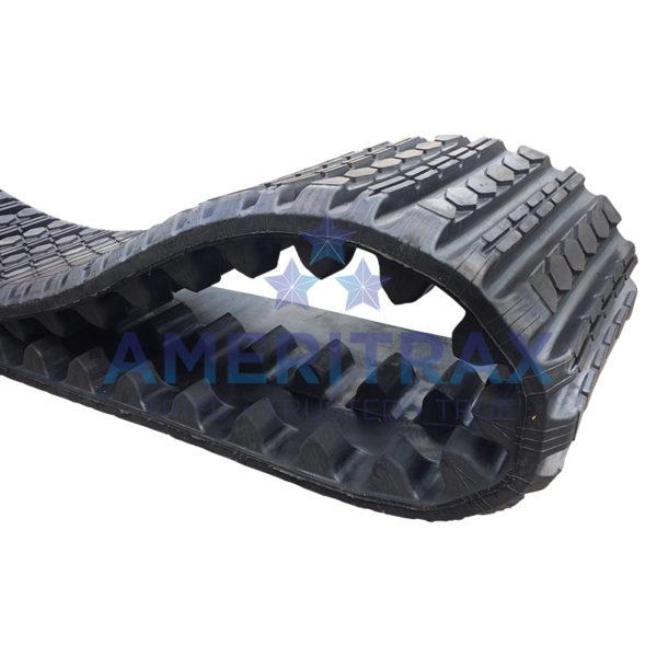 Terex PT60 Rubber Tracks