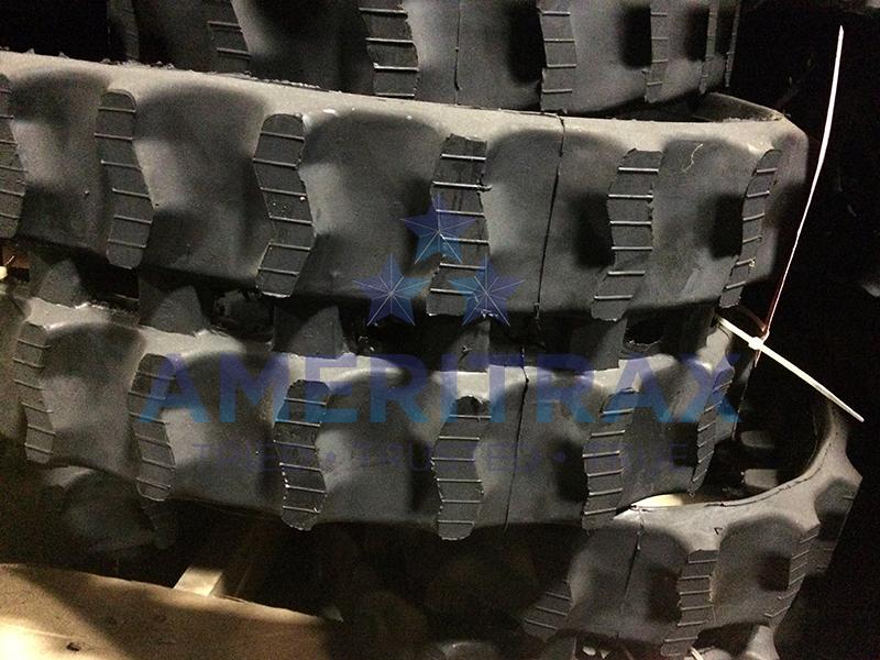 Vermeer RTX150 Rubber Tracks