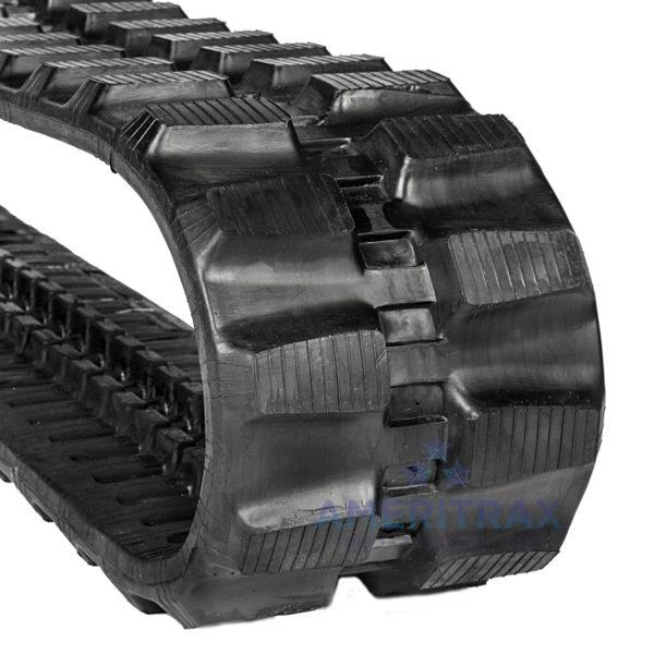 Volvo EC27C rubber track