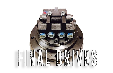 Final Drives / Planetary Hydraulic Motors