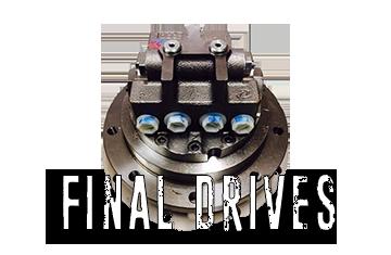 Final Drives / Planetary Hydraulic Motors
