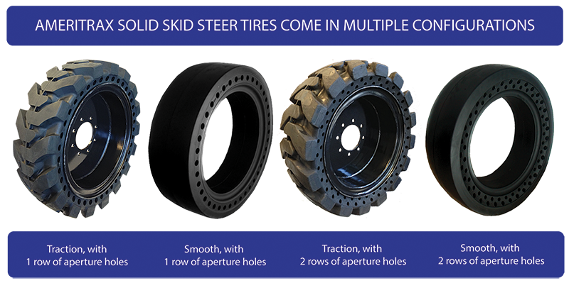 solid-skid-steer-tire-configurations